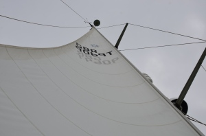 Proof that the sails went up
